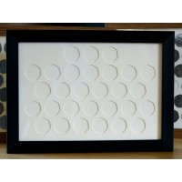 29 UK 50p Coin Frame for Olympic 50p collection