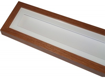 "Long Box Frame - 20"" x 4"" - (Drumstick frame)"